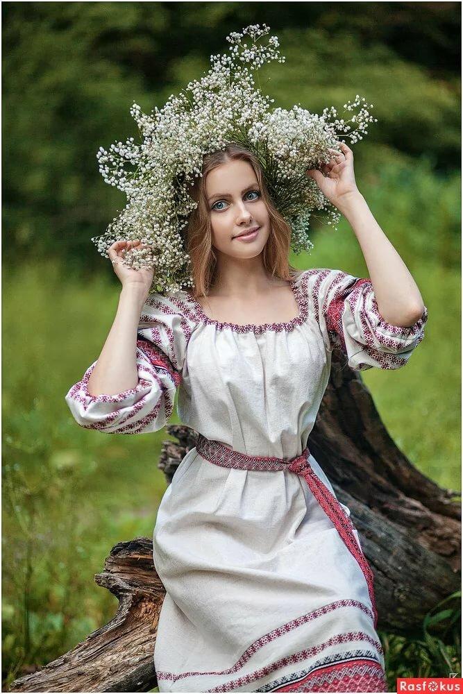 Красивые фото славяне