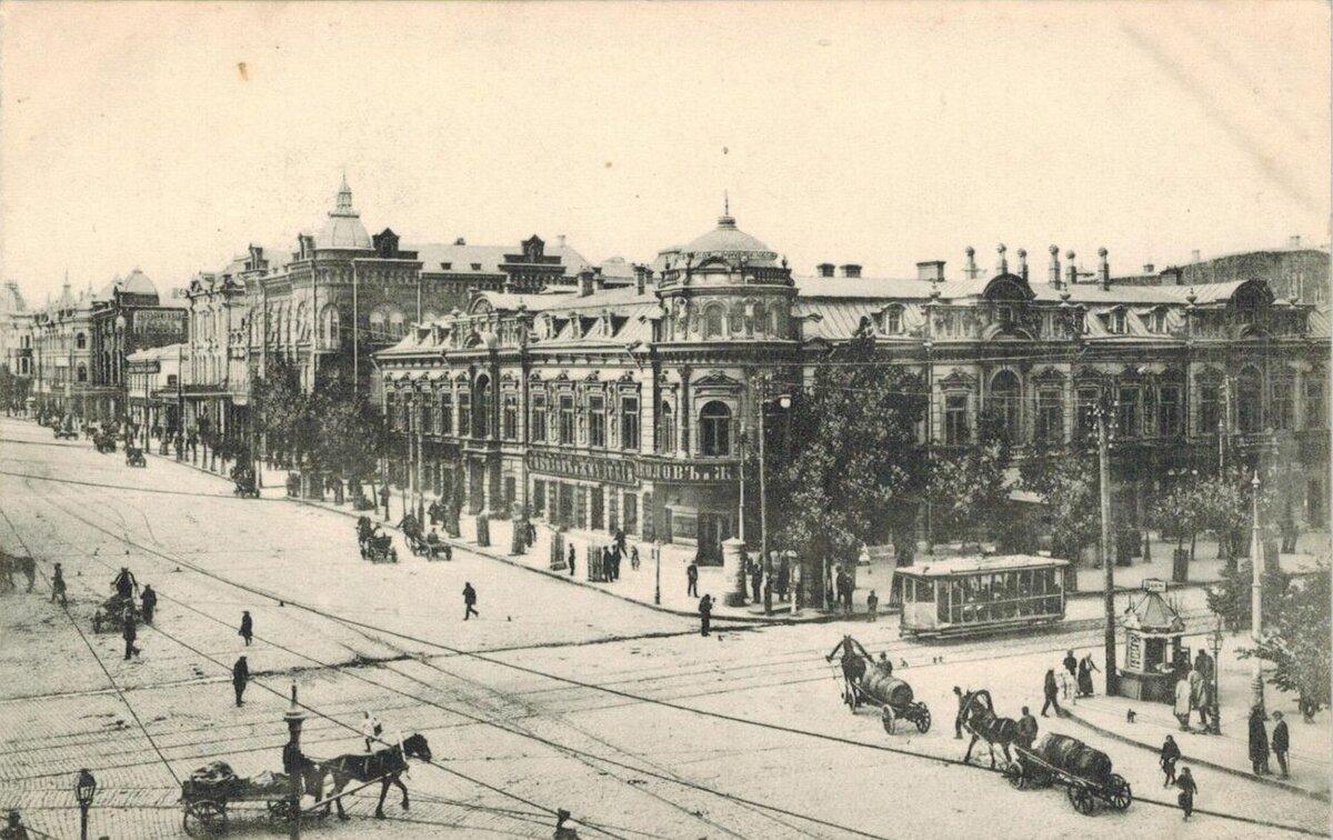 Улицы старого ростова картинки