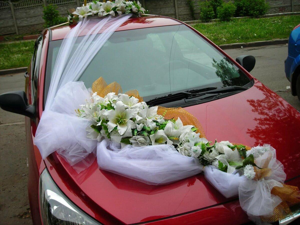это передача свадебные машины украшение первой картинке