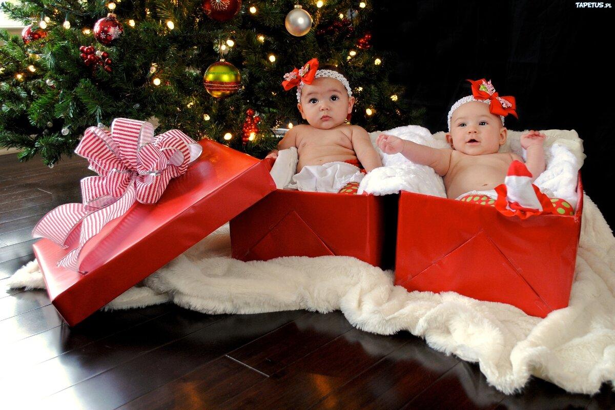 рождение в новый год картинки