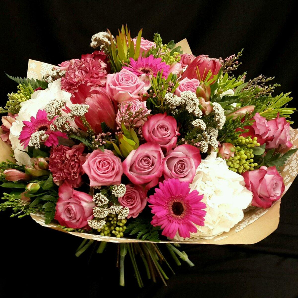 Сумашечие букеты цветов фото, цветов