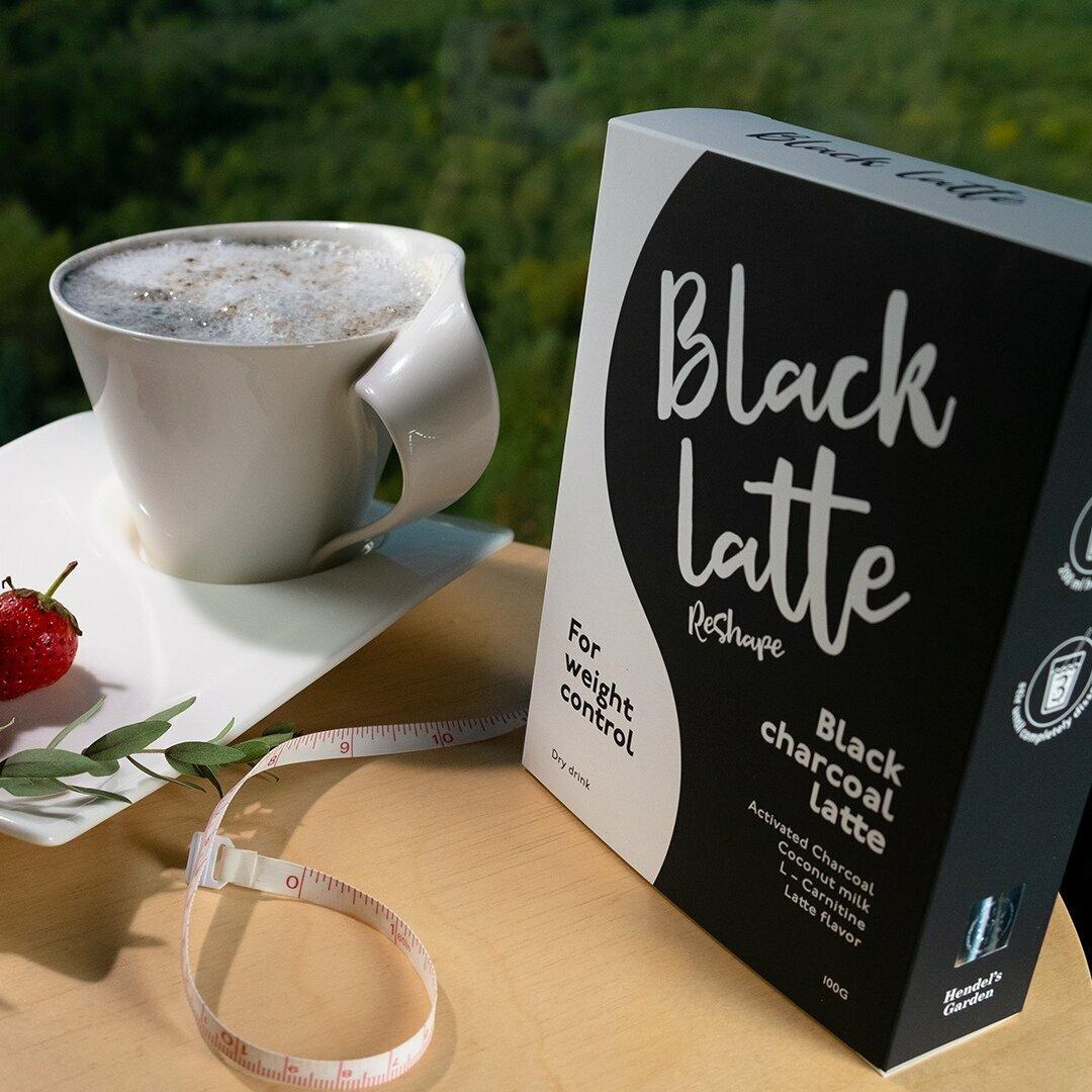 BLACK LATTE для похудения в Караганде