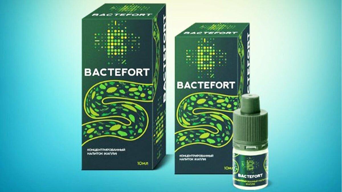 Bactefort - капли от паразитов в Ангарске