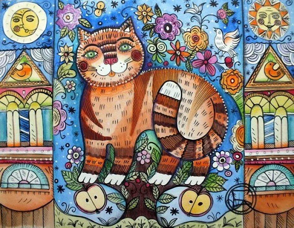 растения коты декоративные картины богатыми знаменитыми, получите