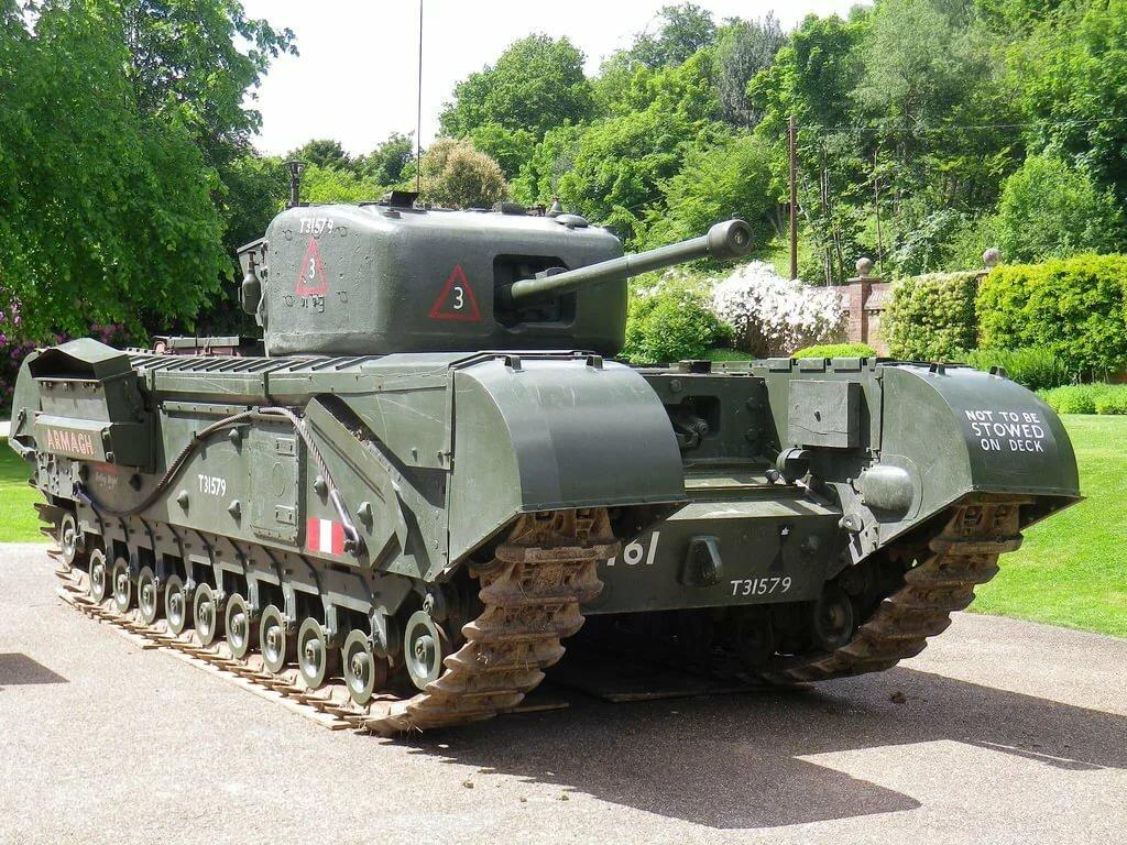пусть все смотреть фото английских танков времен вов салоне красоты