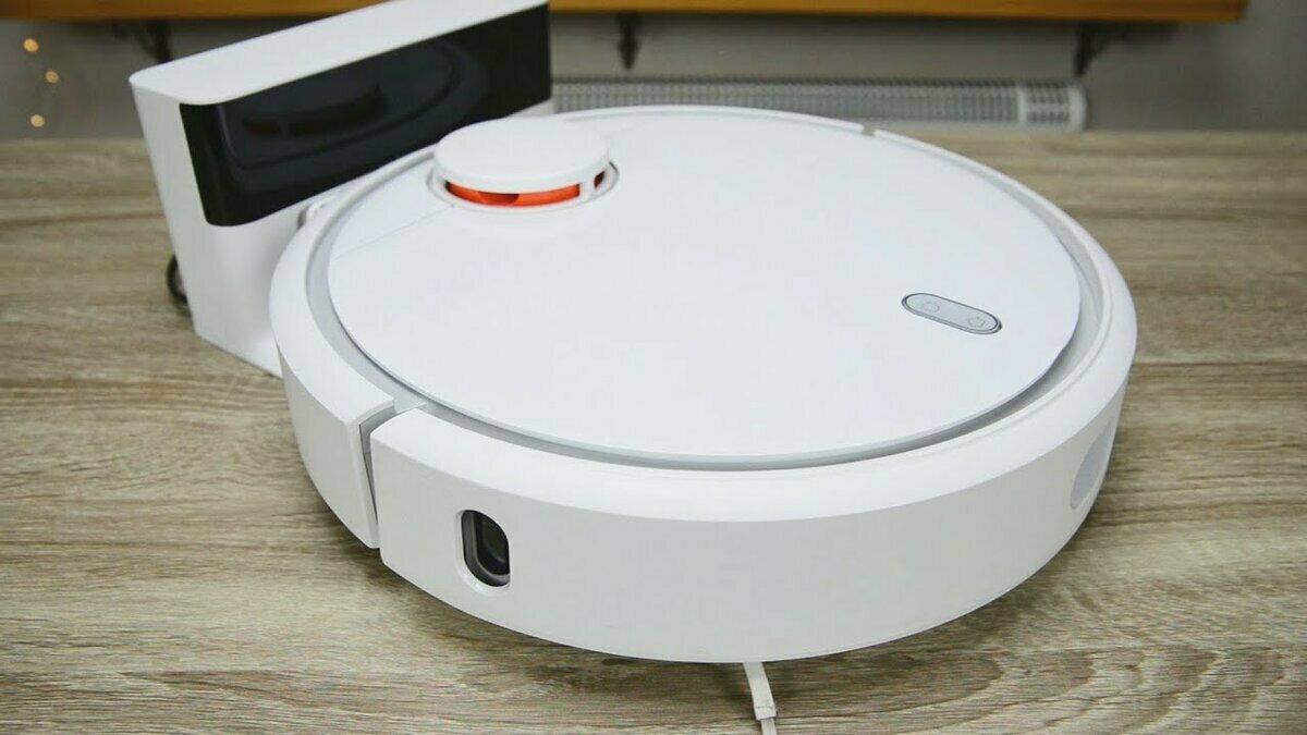 Копия Xiaomi Mi Robot 2 робот-пылесос в Константиновке