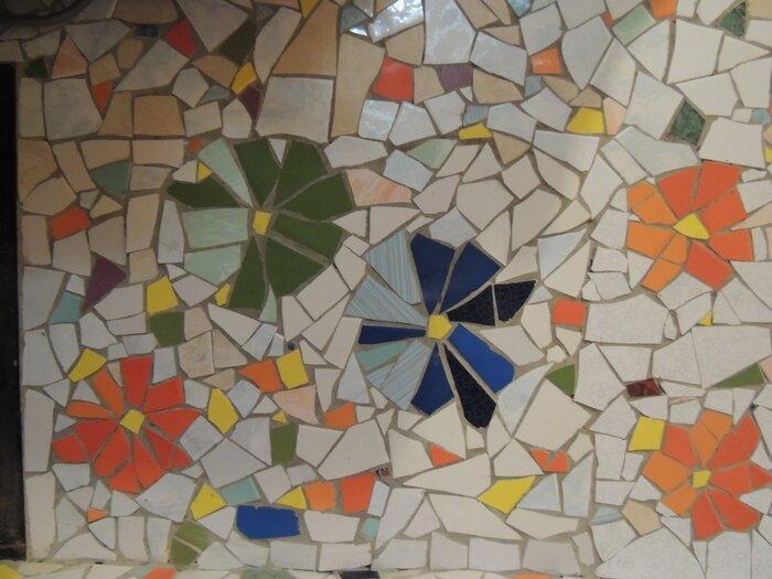 картинки для мозаики из битой плитки этом разеде