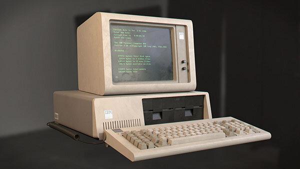 12 августа 1981 года компания IBM выпустила первый персональный компьютер