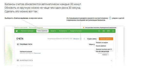 Кредит на счет ип онлайн