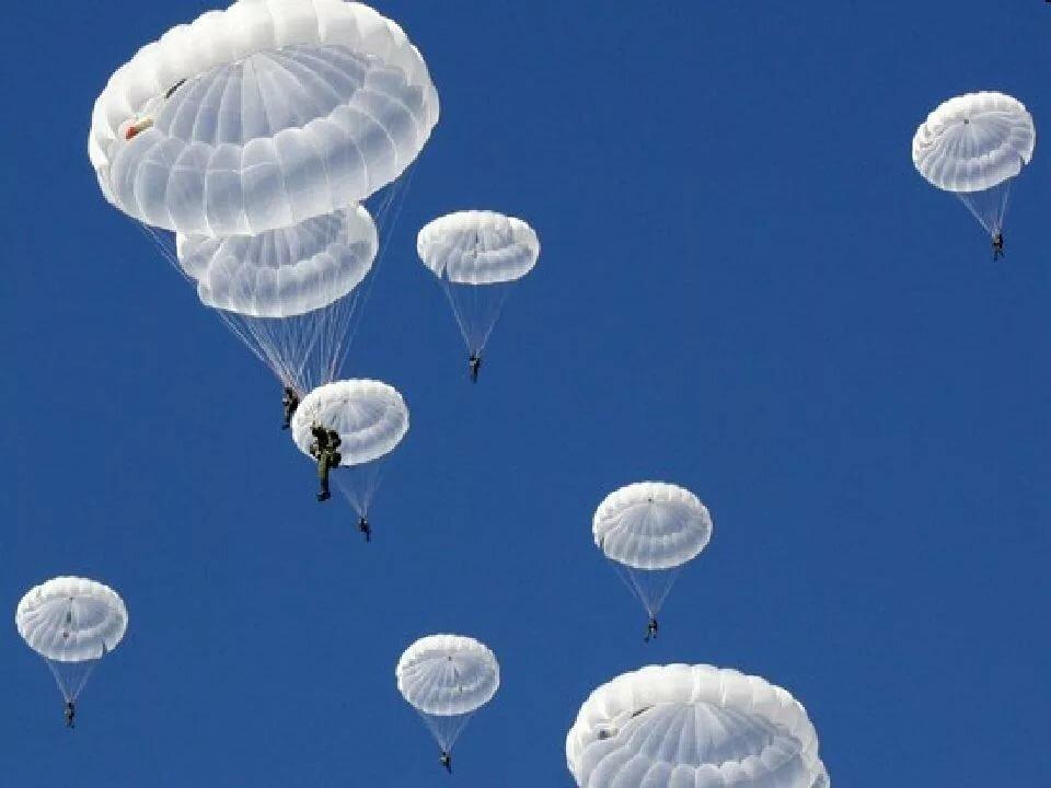 картинка десантники прыжок парашют небо абдоминопластика заключается