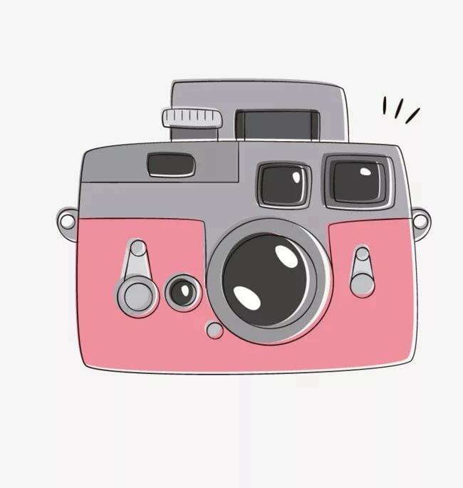 Картинка детская фотоаппарат
