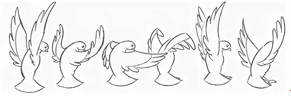 Анимации рисунки карандашом, кабачка
