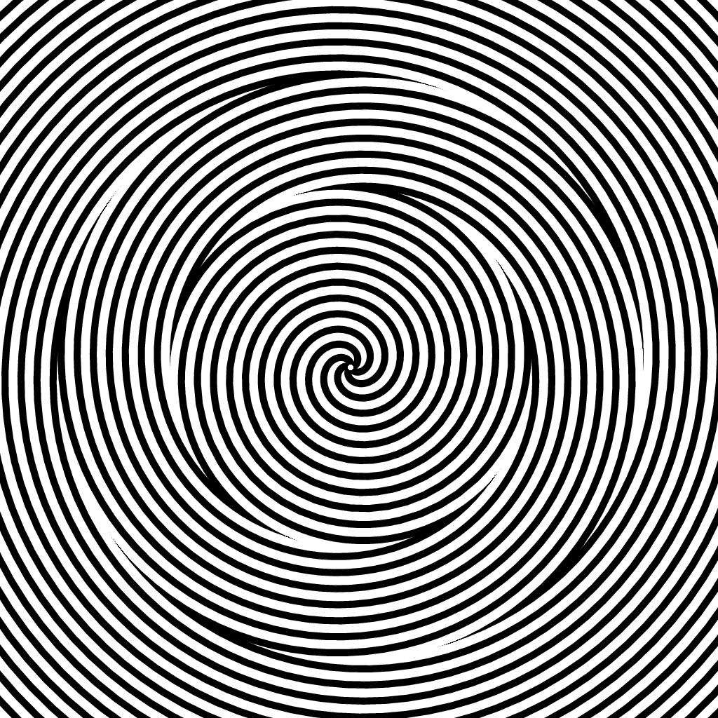 eye illusions distortion - HD1024×1024