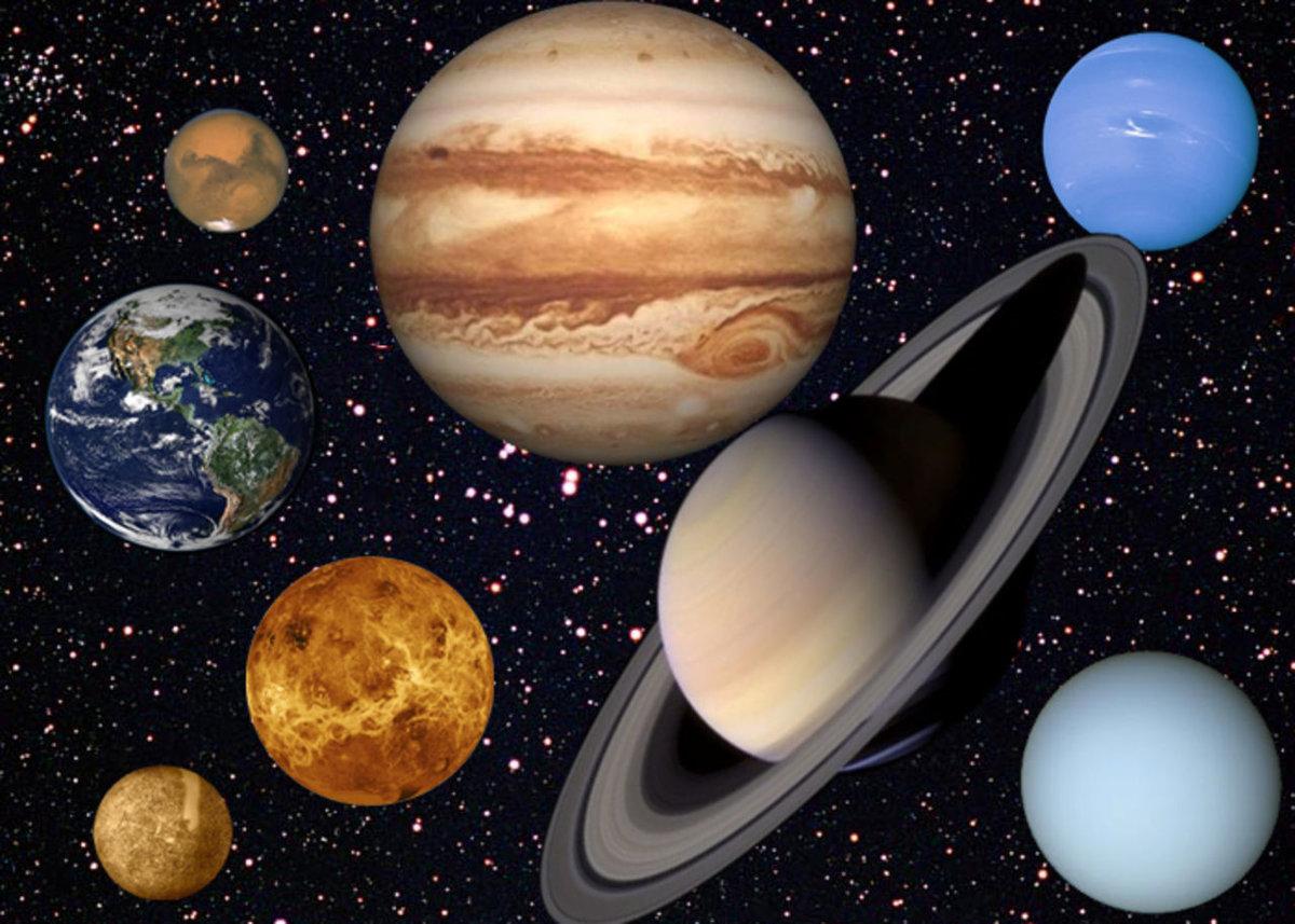 картинки изображения планет солнечной системы этой