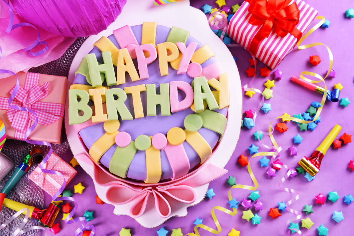 Улетная картинка с днем рождения