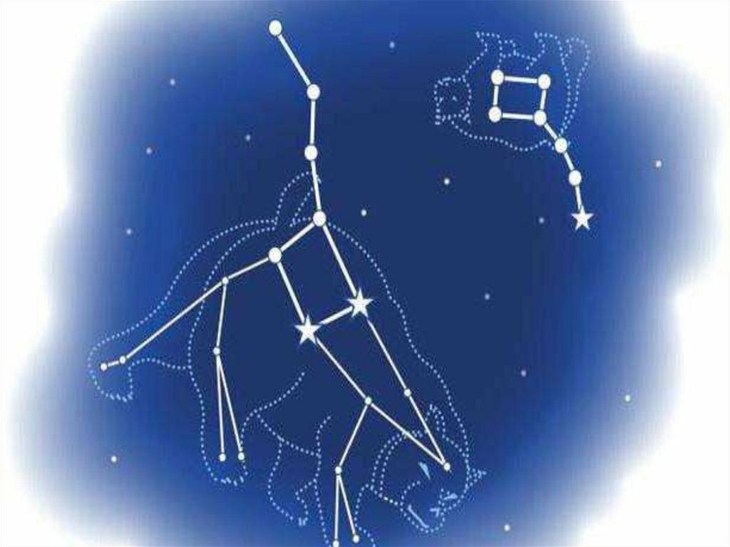 Картинки малая медведица на небеса