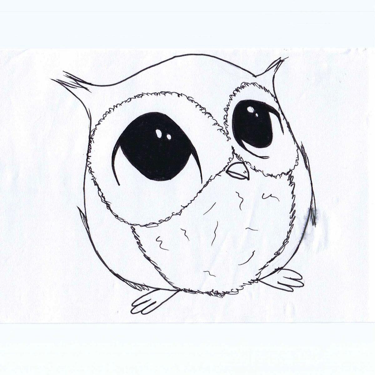 Картинки с милыми животными для срисовки карандашом, открытки цитатами