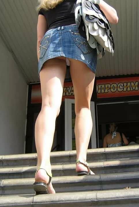 Взгляд под юбку смотреть видео онлайн #2