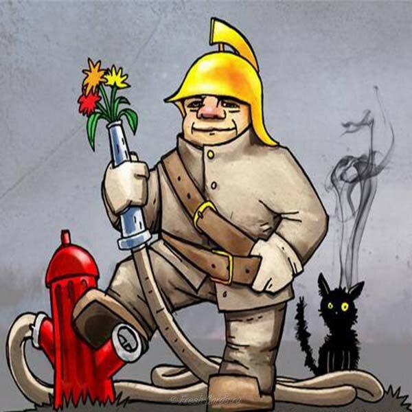 Поздравления ко дню пожарного спасателя