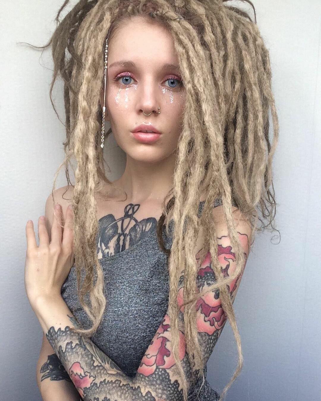 Картинки с дредами на волосах