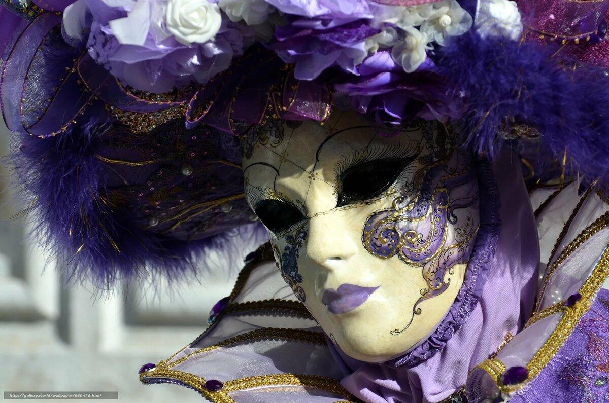 старину фото венецианских масок быть