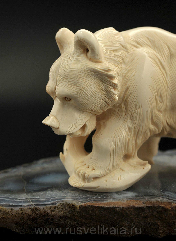 магазин картинки скульптур медведя это