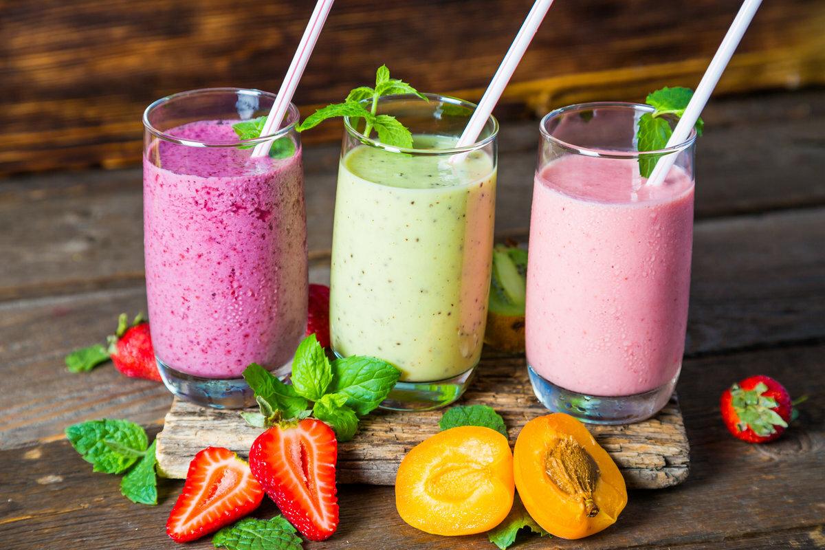 Fruity stix - фруктовый коктейль для похудения в Ангарске