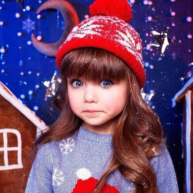 Красивые фото маленьких девочек, открытки открытка