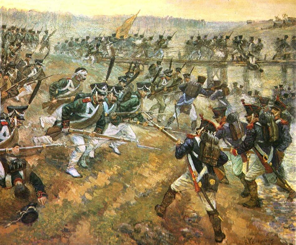 Днем, картинки об отечественной войне 1812 года