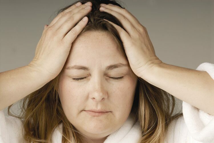 Убрать головную боль при шейном остеохондрозе фото