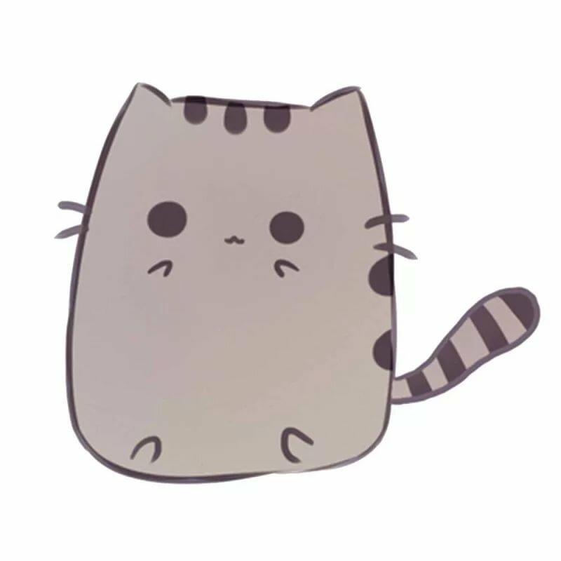 отношение рисунки няшных котиков стране