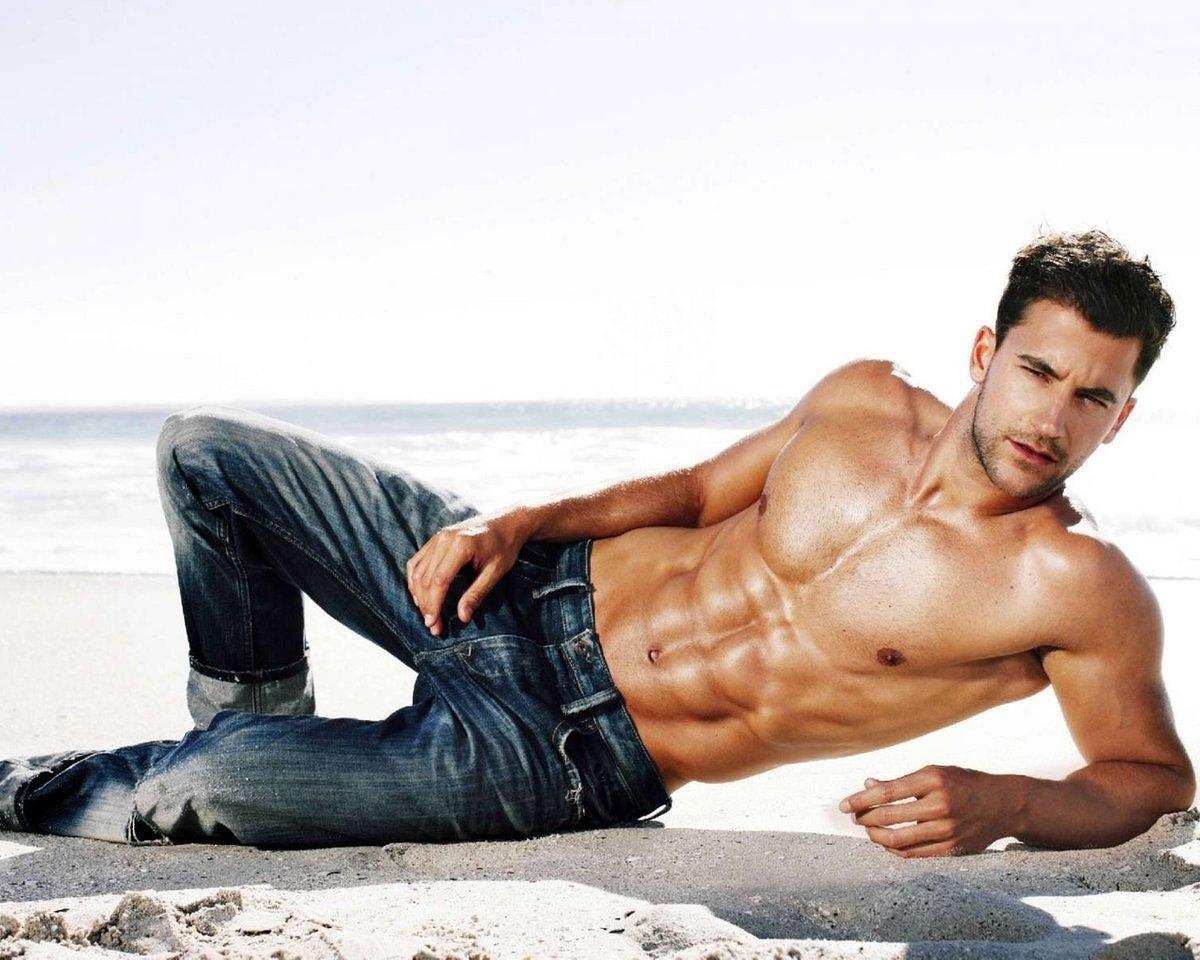 Сделать, картинки красивое тело мужчины