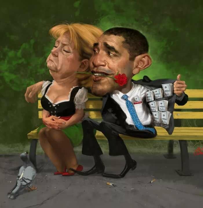 Прикольные рисунки политиков