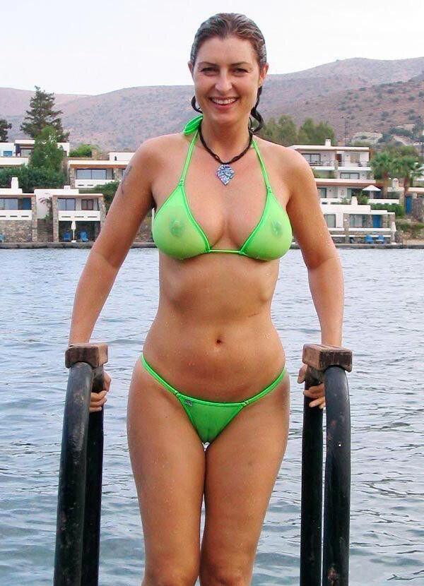 Nn women adult in bikinis