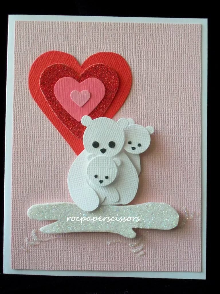 Объемные открытки святой валентин, картинки