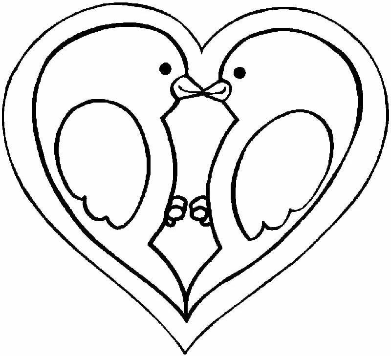 Сердечки на день святого валентина картинки распечатать, поздравления первым рабочим