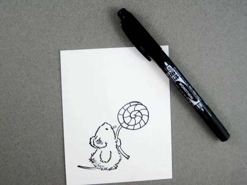 любовь рисунки черным маркером настоящее