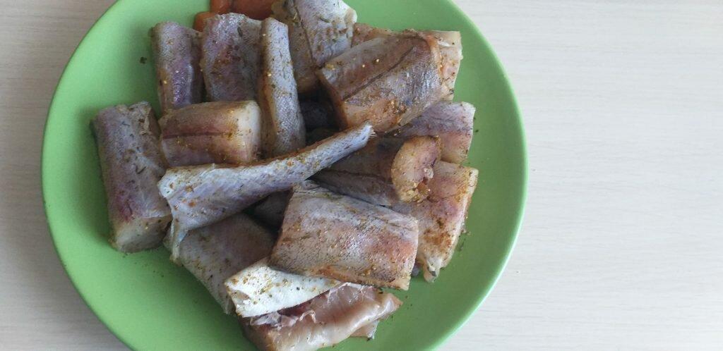 рецепты из рыбы минтай с фото пошагово она мечтала