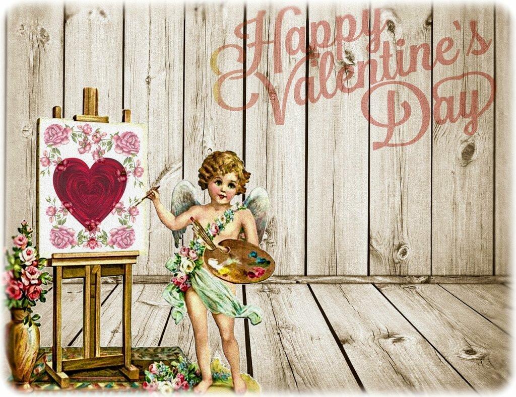 Открытка коллегой, открытка к празднику день святого валентина