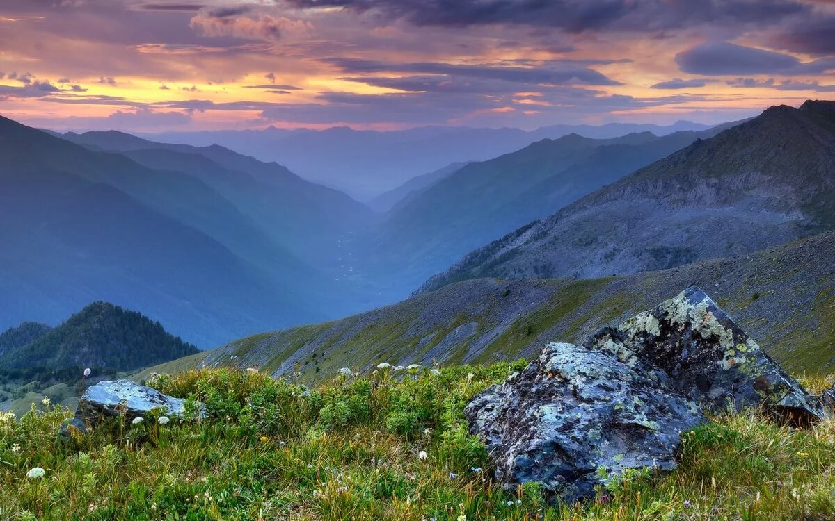 Природа алтайского края с картинками