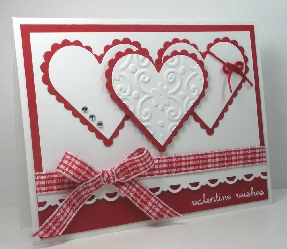 Поздравления, открытка к дню влюбленных своими
