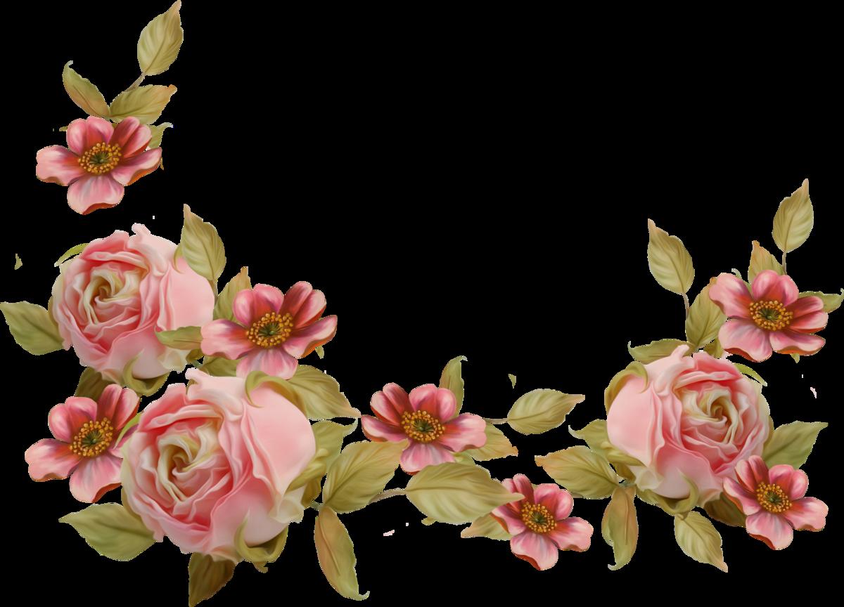 неумолимы, картинка цветочный фон на прозрачном фоне один год