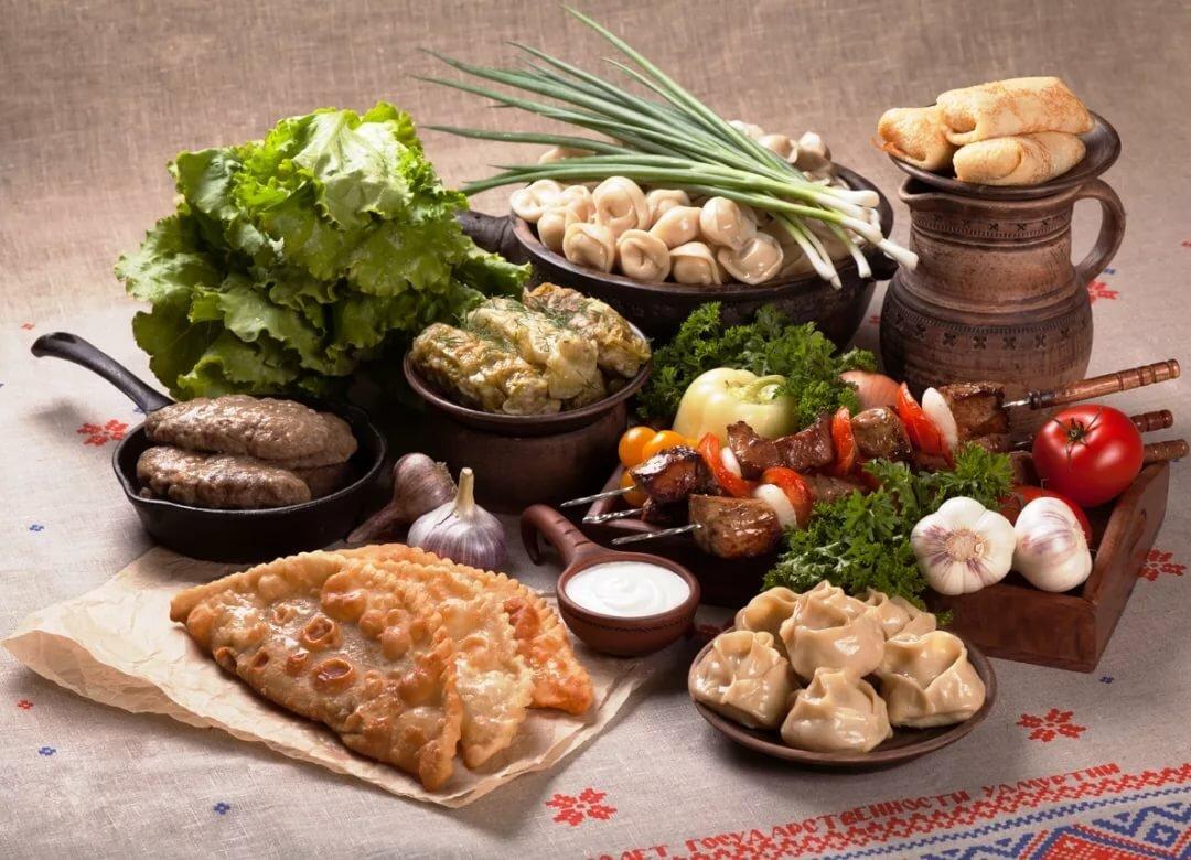 что русской кухни онлайн нем еще