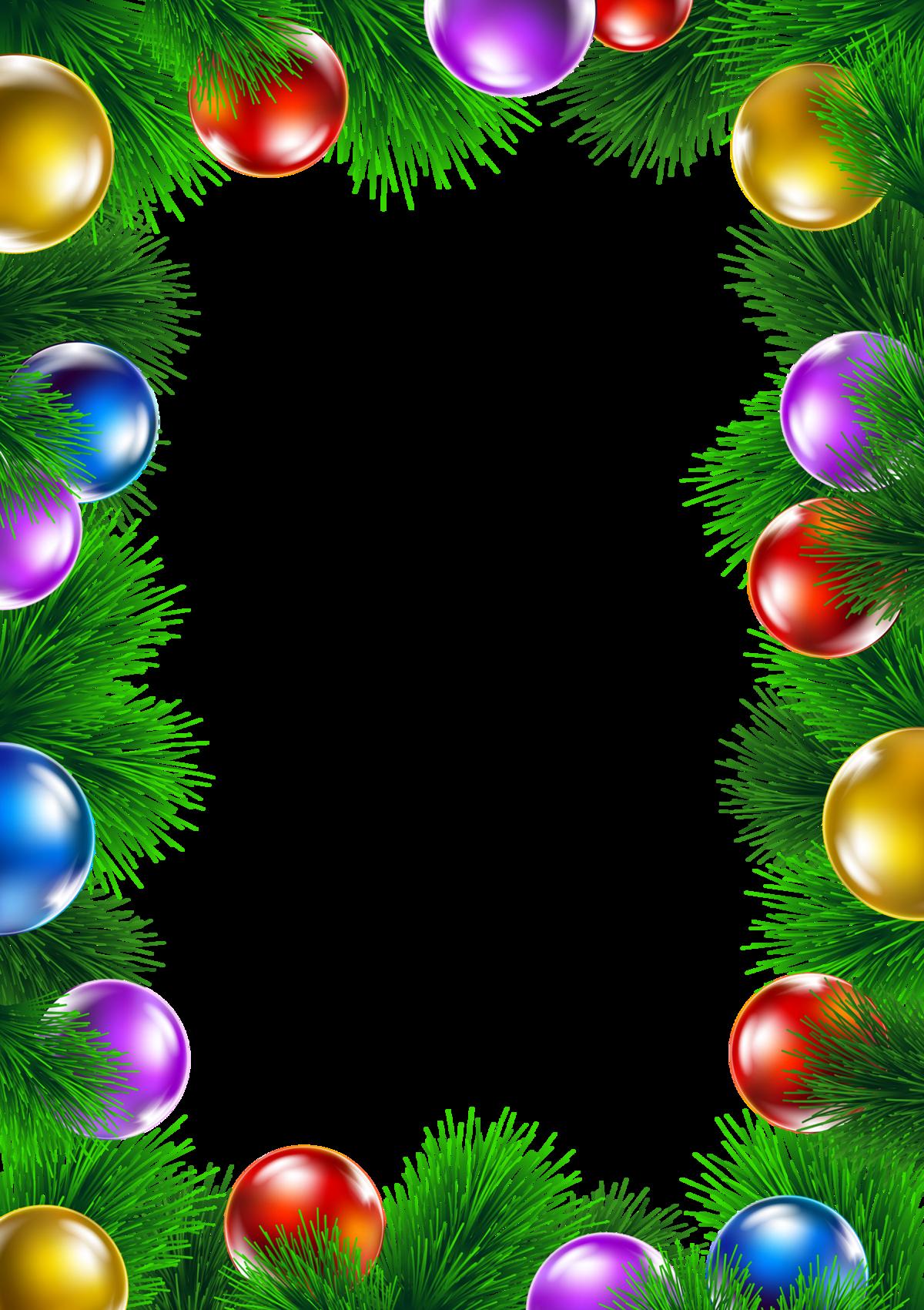 Картинка новогодняя объявление