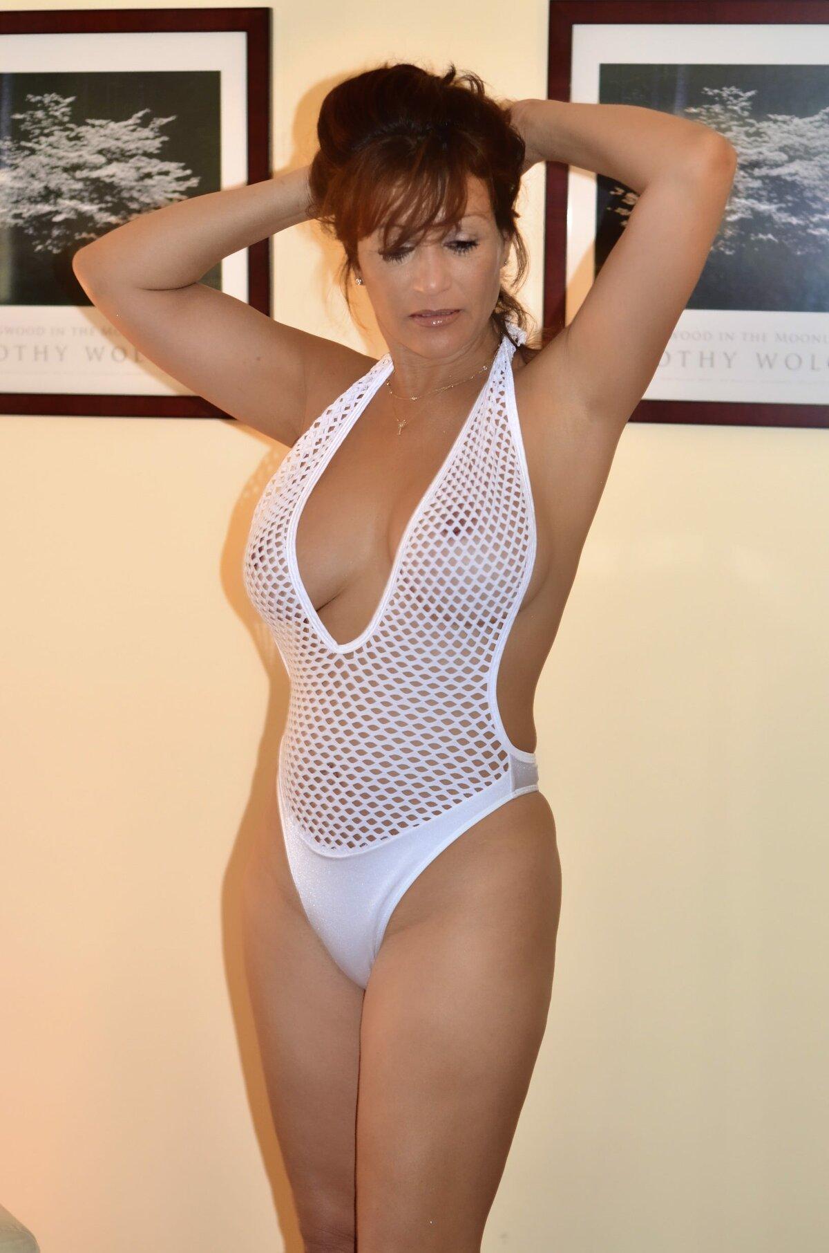 Galleries mature swimsuit