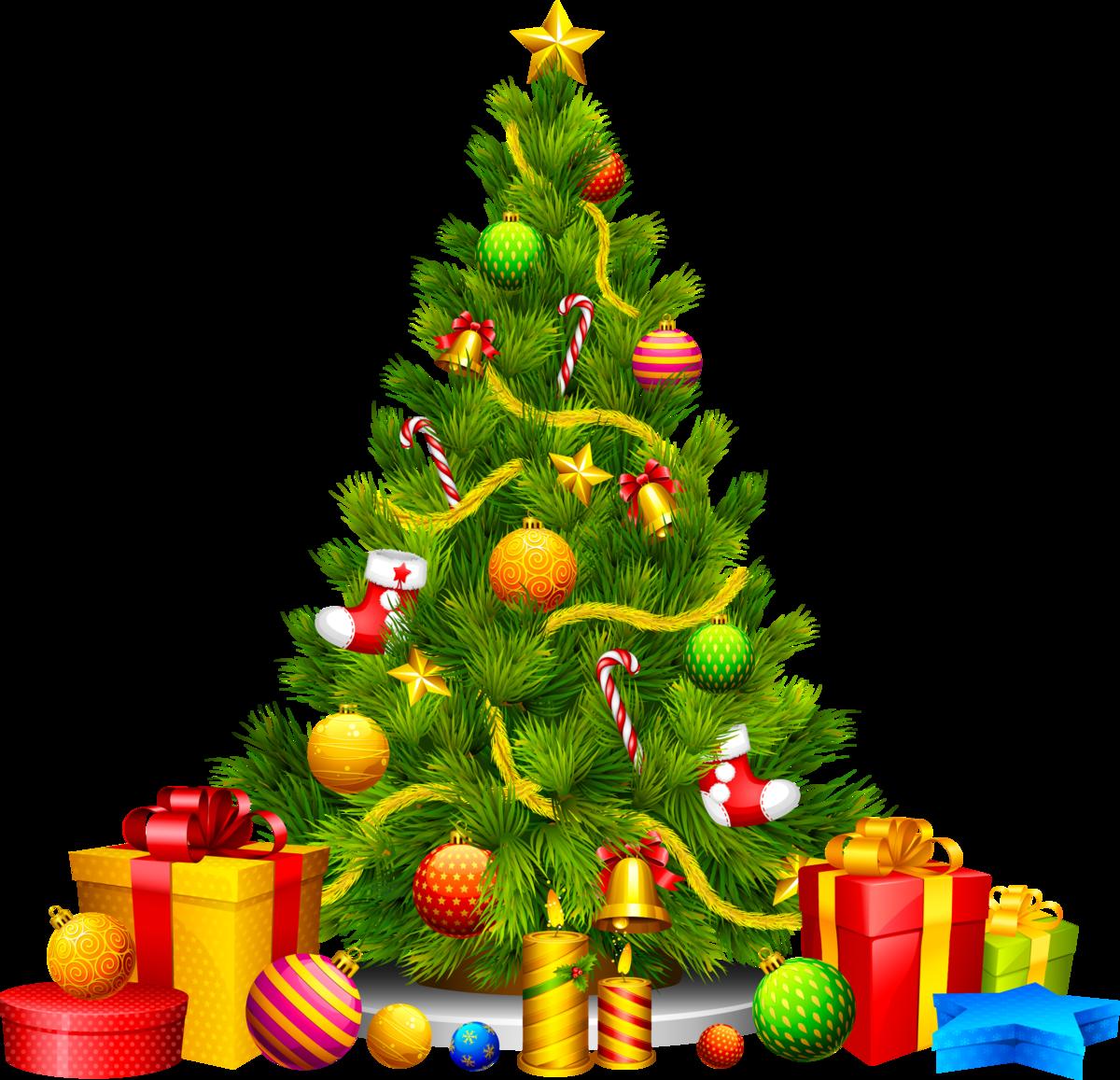 Картинки с новогодней елочкой для детей, красивые