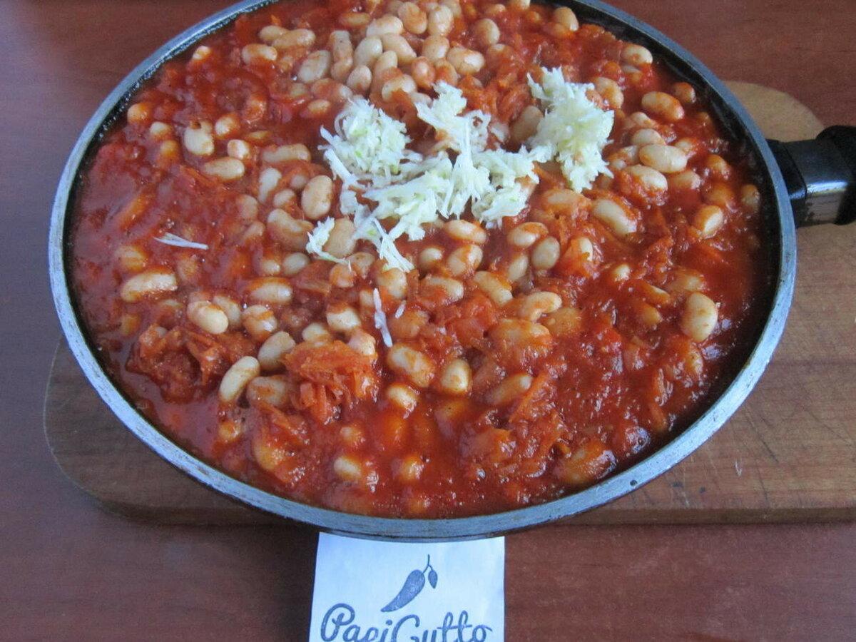 между фасоль в томатном соусе с фото может, бумажные