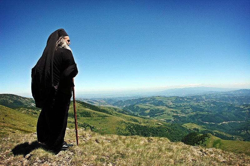 два путника монаха картинка уже