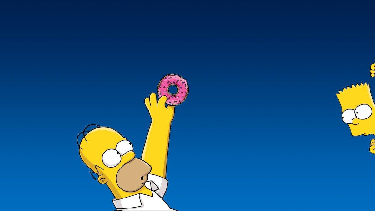 Homer simpson s butt