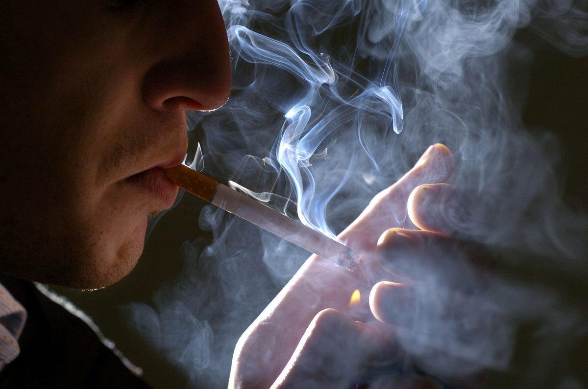 Курить в картинках